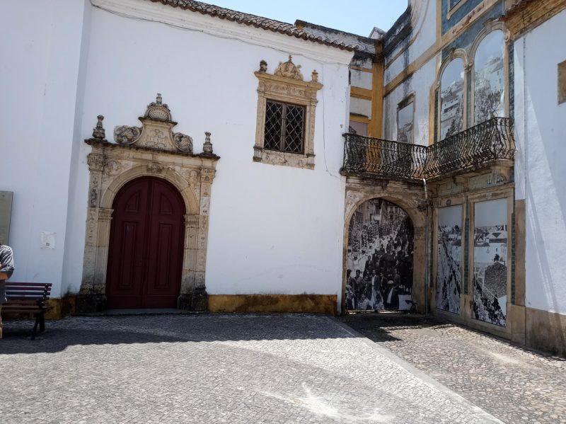 Монастырь Святой Ирины Томарской (Convento de Santa Iria)