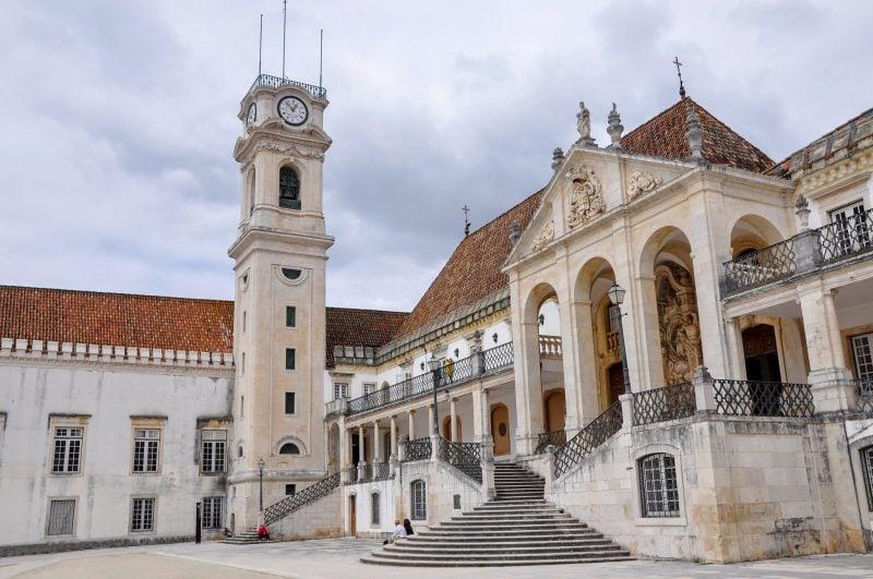 Коимбрский университет (Universidade de Coimbra)