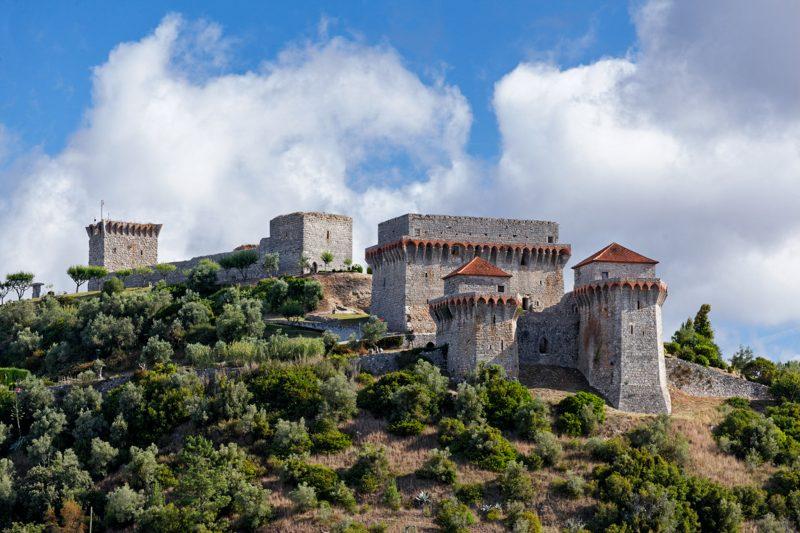 Замок Орен (Castelo de Ourém)