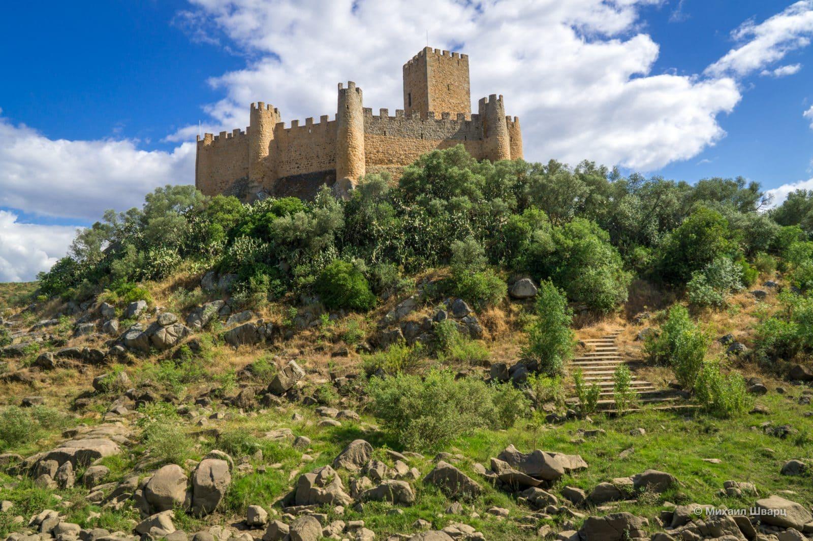 Военный замок тамплиеров