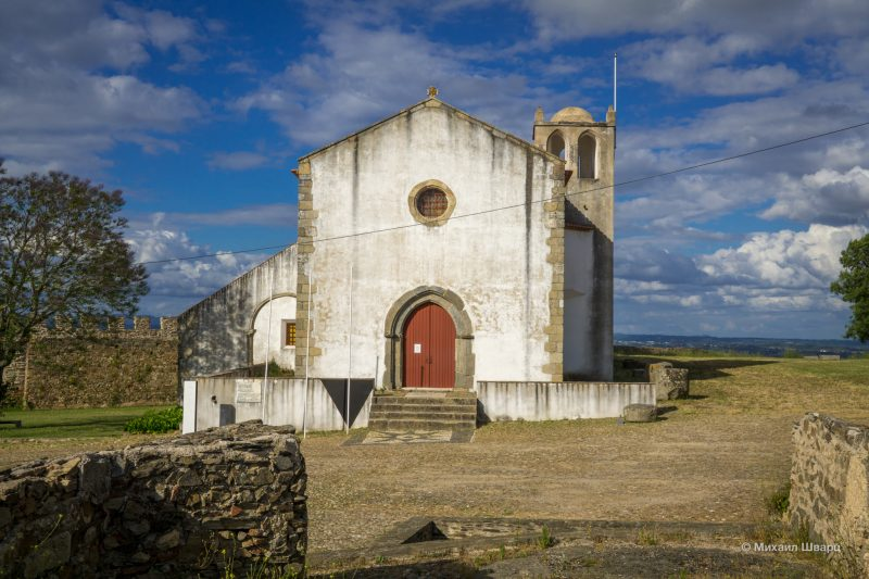 Замковая церковь Святой Марии (Igreja de Santa Maria do Castelo)