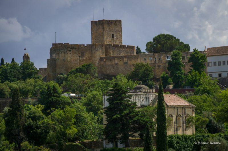 Томарский замок (Castelo de Tomar)