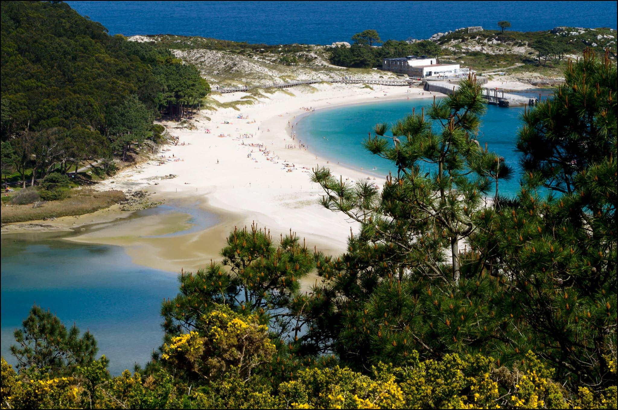 Национальный парк Атлантических островов Галисии