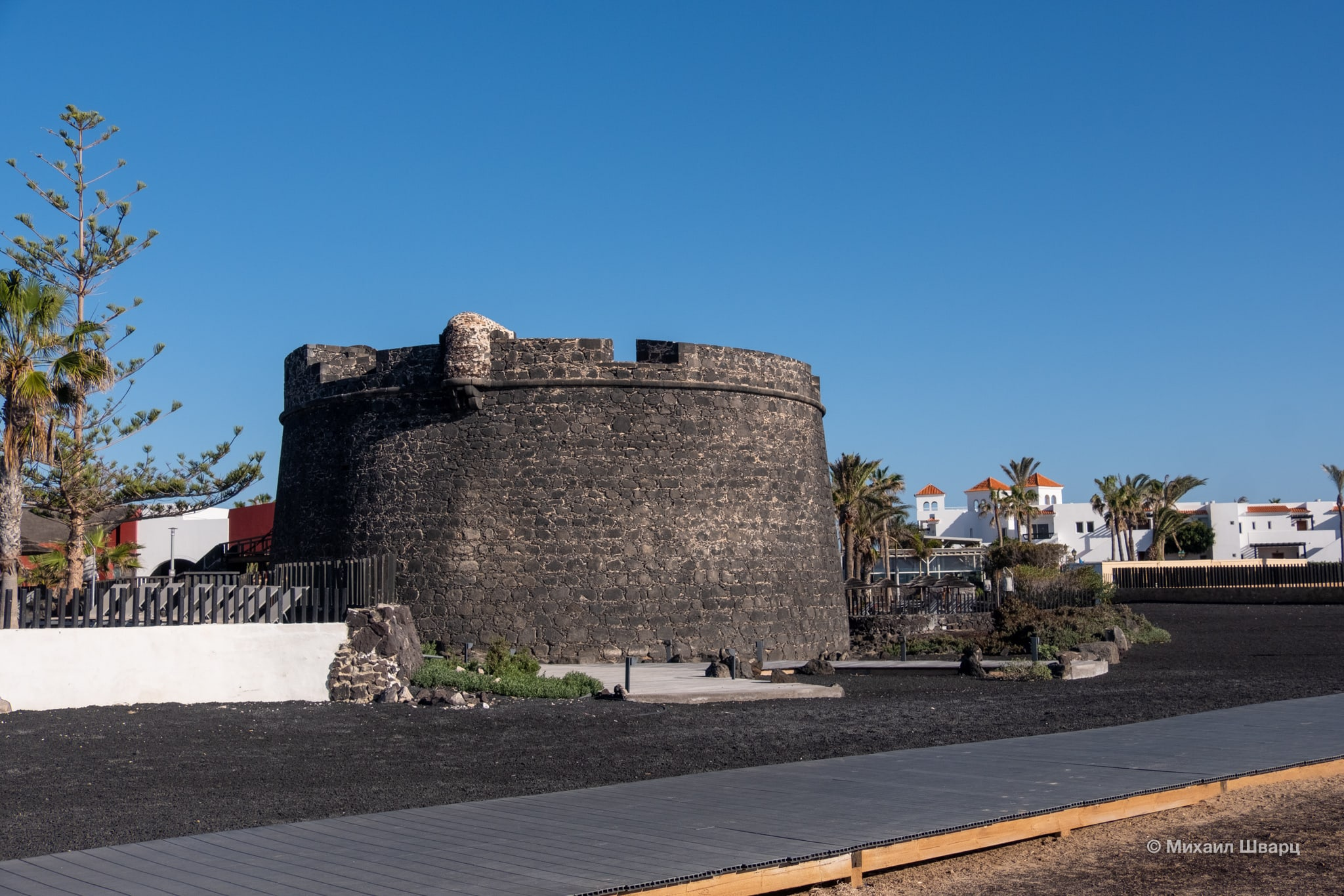Крепость San Buenaventura