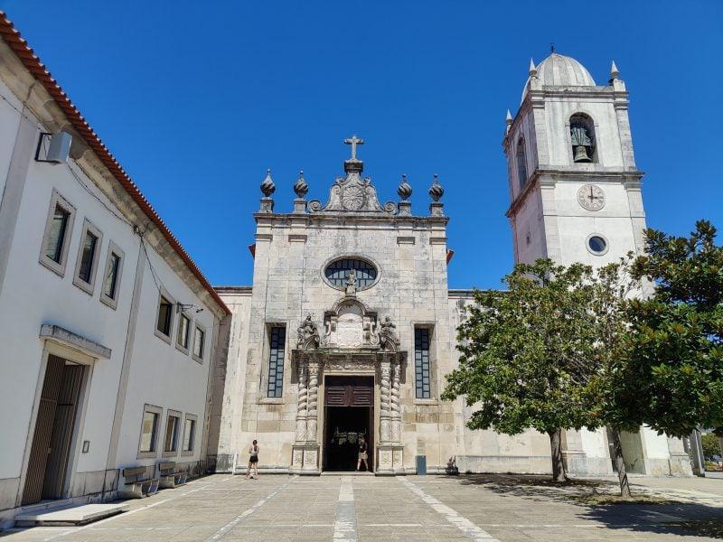 Кафедральный собор (Catedral de Aveiro)