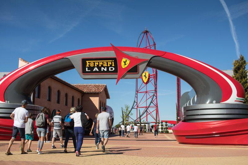 Ferrari Land Park