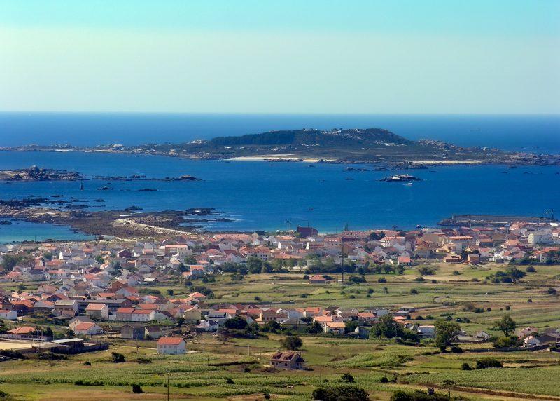 Остров Сальвора (Isla de Sálvora)
