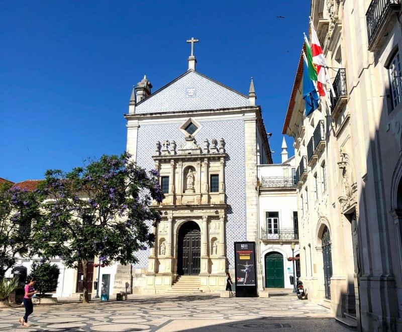 Церковь Милосердия (Igreja da Misericórdia)