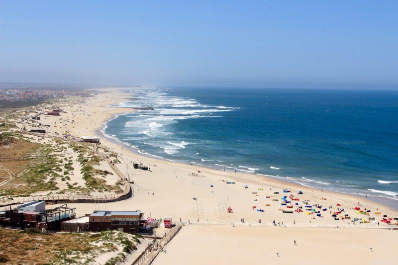 Пляжи Авейру