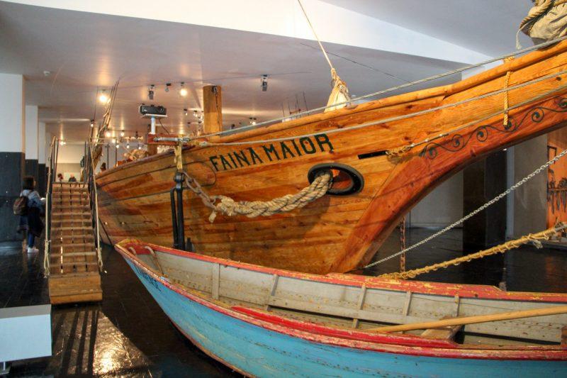 Морской музей в Ильяву