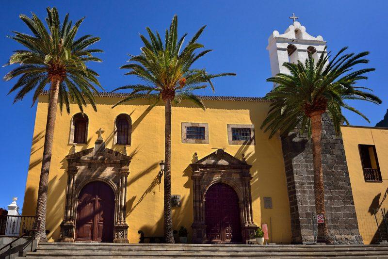 Монастырь Святого Франциска (Ex-Convento de San Francisco)