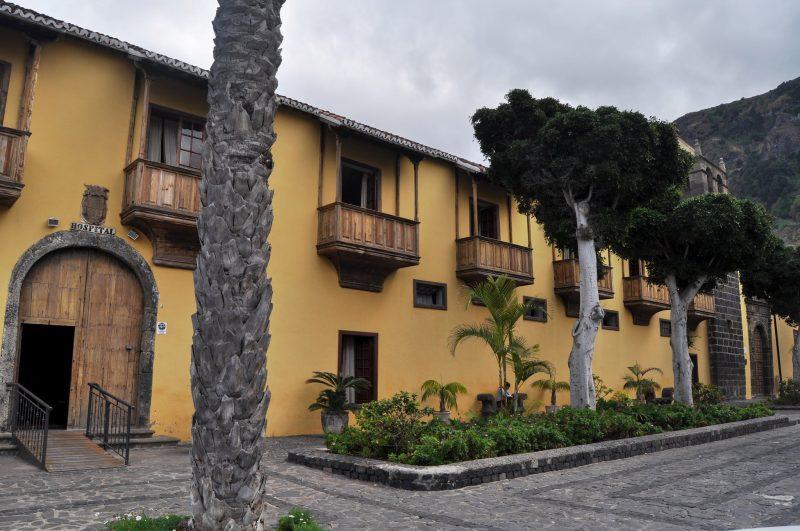 Монастырь Святого Доминика (Antiguo Convento Santo Domingo de Guzmán)
