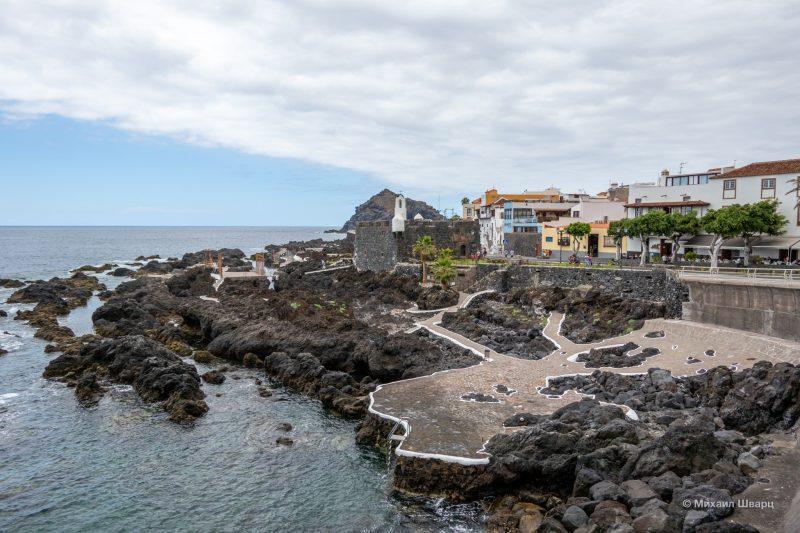 Крепость Святого Михаила (Castillo de San Miguel)