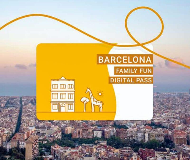 Barcelona Family Fun Pass