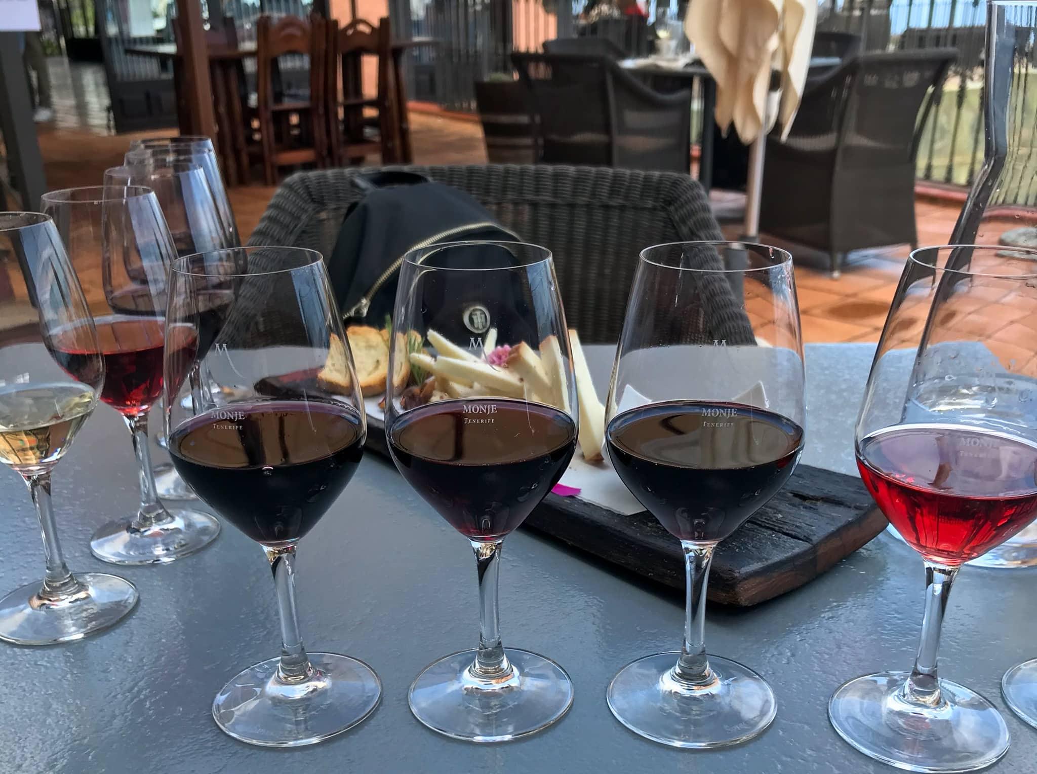 Экскусия на винодельню Monje с дегустацией вин или обедом