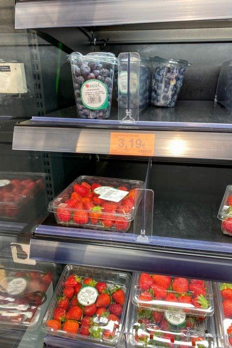 Цены на продукты на Тенерифе 3